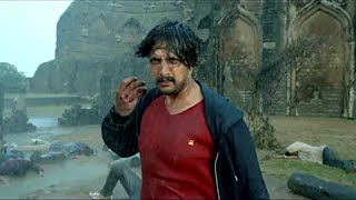 Fighting Stunts - Maanikya - Kicha, Ranya Rao - Hit Fighting Scene