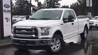 2017 Ford F-150 XLT Ecoboost SuperCab + Auto Start/Stop Review   - Island Ford