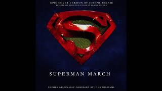 Superman Theme Epic Cover Version