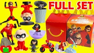 2018 The Incredibles 2 McDonald