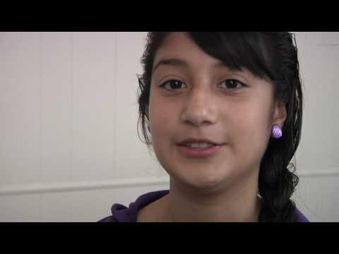 Meet Carina: 15 and HIV positive