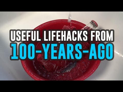 100 Year Old Life Hacks You Didn t Know Existed