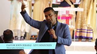Maranatha Church || With Pastor John Jebaraj - Levi Ministries
