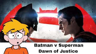 Batman v Superman: Dawn of Justice - REVIEW (Confused Movie Reviews)