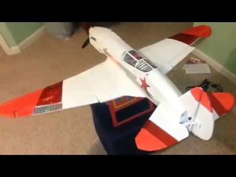 The Mikoyan Gurevich MiG 3 Scratch built RC