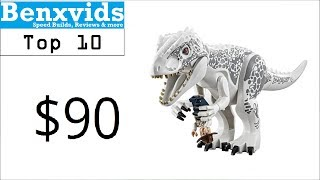Top 10 Most Expensive LEGO Movie Animals