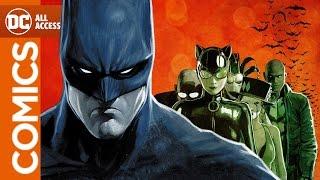 Batman Answers the Saturn Girl Rebirth Mystery