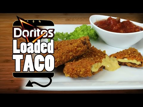 Hellthy JunkFood Doritos Loaded Taco