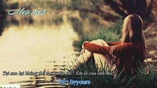 (Vietsub + Lyric) Secret love song by Meo meo :))