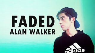 Alan Walker - Faded (Spanish Cover) Lyric Video