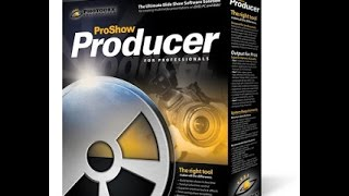 شرح تحميل برنامج ProShow Producer  مع التفعيل والكراك وازالة الخط الاصفر
