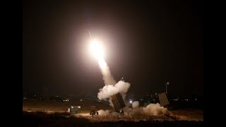 BREAKING Palestinian militants fired more than 100+ rockets from Gaza into Israel May 29 2018 News