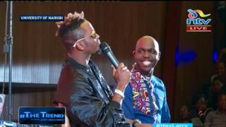 Diamond on why he has never done a collabo with his wife Zari #theTrend