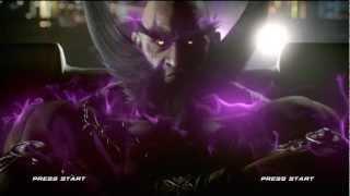 (HD) Tekken Tag Tournament 2 Opening/Intro