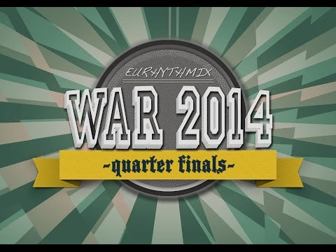 WAR V - Top 8 | A2Z vs WrQ