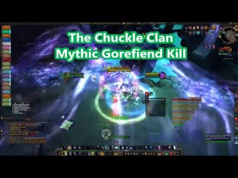 Xxx Mp4 Mythic Gorefiend The Chuckle Clan Arcane Mage POV 3gp Sex