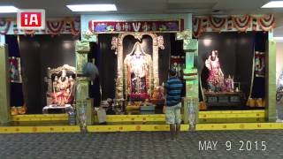 SVETA Lakshmi Venkateswara Temple's live broadcast 2015-05-07