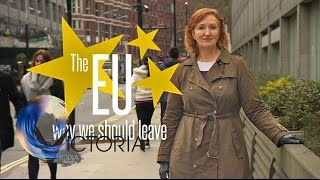 Why we should leave the EU according to Suzanne Evans (UKIP) - BBC News