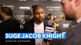 Suge Knight Jr. Talks Father's Upcoming Trial & Death Row Biopic