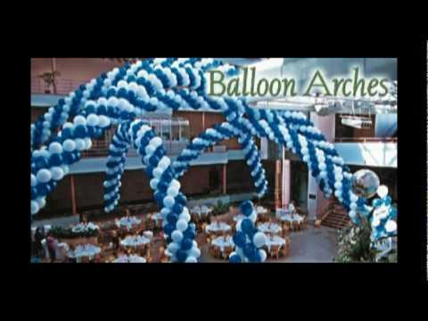Ebani vs. Arcos de Globos Balloon Arches Part 1