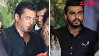 Salman Khan And Arjun Kapoor Still Sharing Cold Vibes? | Bollywood News