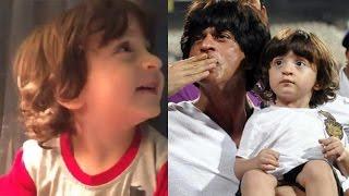 Watch Shahrukh Khan's Son Abram Khan's CUTE Video
