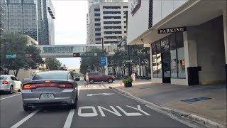 Download Driving Downtown - Tampa Florida USA 3Gp Mp4