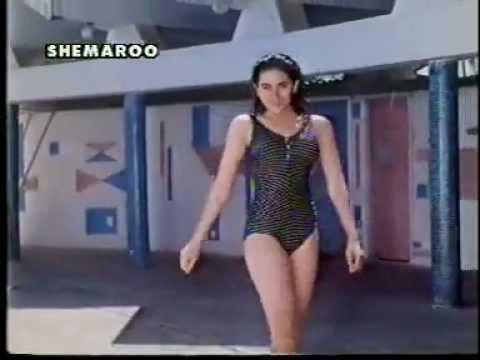 Xxx Mp4 Karishma Kapoor In A Sexy Blue Swimsuit Prem Qaidi High Quality 3gp Sex