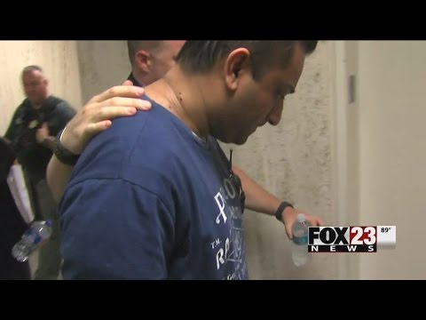 VIDEO: Tulsa dentist arrested in infant death