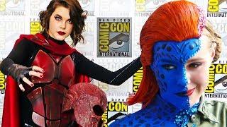 Cosplay Terbaik San Diego Comic Con 2019