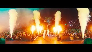 BRAINS - NOT MY WAR (feat Mc Zeek)(Official Concert Video)