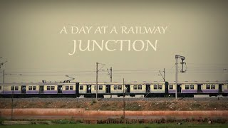 A Day  At A Railway Junction । Indian Railways Documentary | Kharagpur Railway Station Management