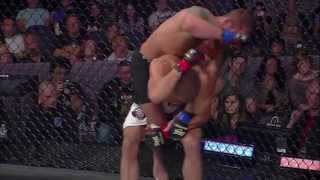 Bellator MMA Highlights: Lightweight Tournament Action