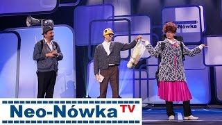 Kabaret Neo-Nówka TV - PACIACIAKI NA PIELGRZYMCE (Nowość) HD