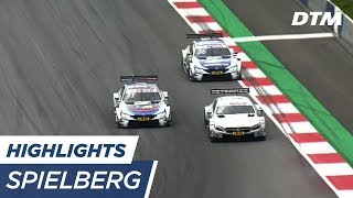 Highlights Race 2 - DTM Spielberg 2017