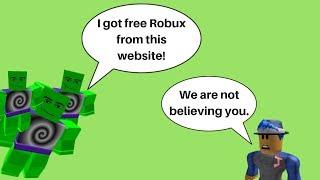 Scam bots are evolving [Roblox]