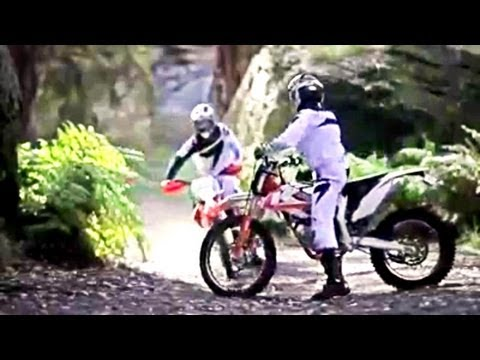 KTM Free Ride Enduro Trials