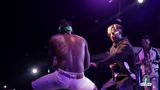 Rodney Y ft Fik Fameika SITANI TONKEMA Live performance - Zzina Sosh 2017