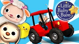 Old MacDonald Had A Farm   Part 2   Nursery Rhymes   by LittleBabyBum!