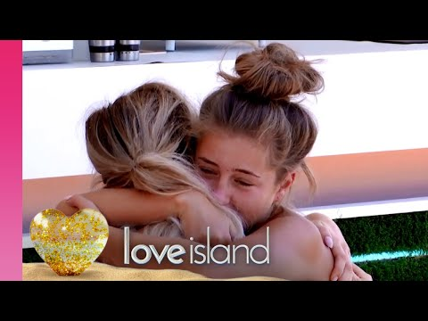 Xxx Mp4 Laura Makes Amends With Georgia Love Island 2018 3gp Sex