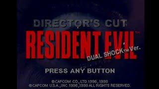 PSX Longplay [004] Resident Evil (Part 1 of 2) - Jill