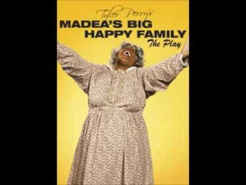Madea s Big Hapy Family The Play Heaven Waits For Me