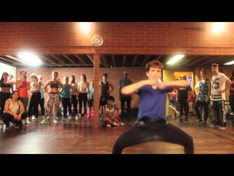 Lil Jon  - Bend Ova - Choreography By - Brooklyn Jai