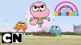 The Amazing World of Gumball | The Console (Clip 2)
