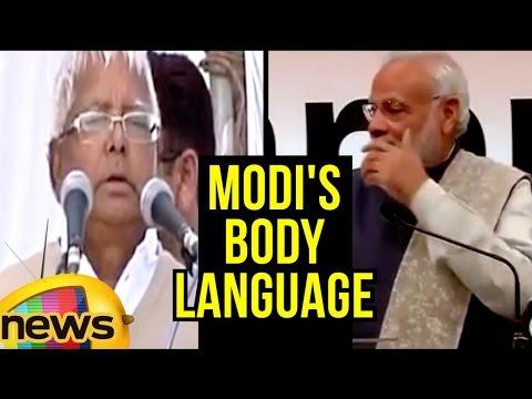 Lalu Prasad Yadav Satirical Comments On PM Modi's Body Language | Mango News