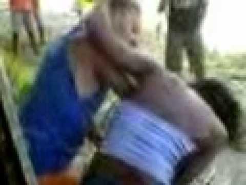 Briga de Mulheres em Pindaré Mirim