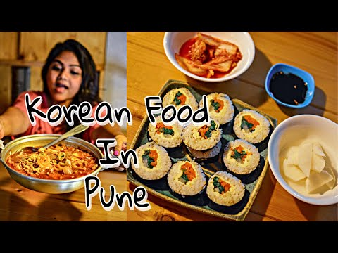 Xxx Mp4 Trying Korean Food First Time Pune India Neetu K 3gp Sex