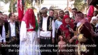 "Comenius 2013/2015 - ""The treasure chest and ICT"" Turkish traditional wedding ceremony"