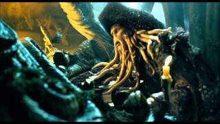 Davy Jones Theme Organ Pirates of the Caribbean