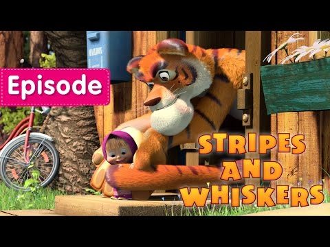 Masha and The Bear - Strips and Whiskers (Episode 20)
